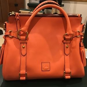Dooney & Bourke Florentine Small Satchel NWT